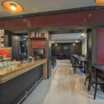 Velký salónek z restaurace